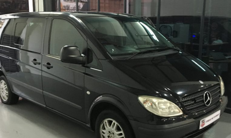 Mercedes Benz Vito 115 2 2cdi Crew Bus A T Torque Auto Group