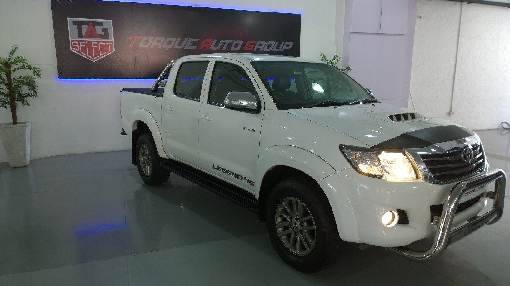 Air Mileage Calculator >> 2015 Toyota Hilux 3.0 D4D Legend 45 | Torque Auto Group